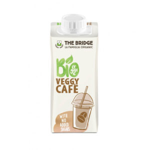 bote de bebida veggie cafe 200ml the bridge
