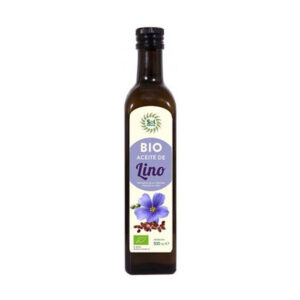 bote de aceite de lino 250ml Sol Natural