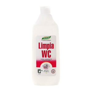 botella de limpiador wc multifloral 500ml Biotop